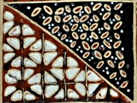 Indonesia close up sharper Claire Brill Mosaic Spaces