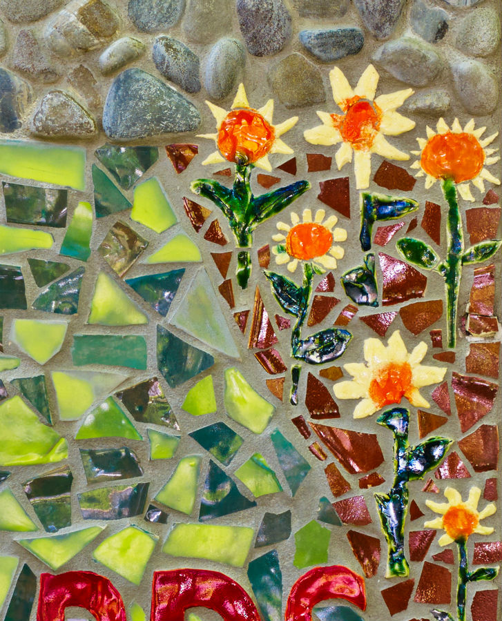 Linvilla detail 900 Claire Brill Mosaic Spaces