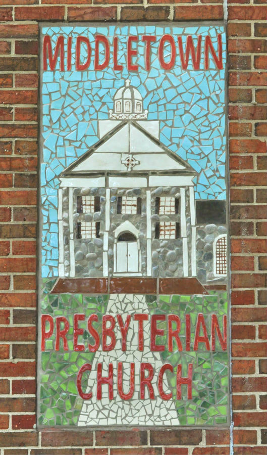 Presbyterian Church 900 Claire Brill Mosaic Spaces
