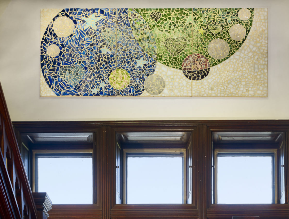 Pieces to Peace 1200 x 900 Claire Brill Mosaic Spaces