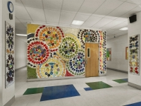 Keystones original Claire Brill Mosaic Spaces
