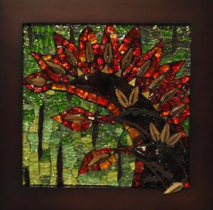 2nd Seed Pod mosaic